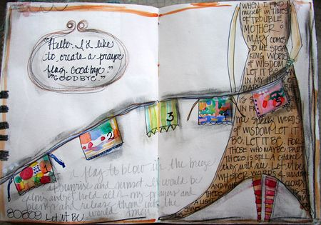 Journalprayerflag