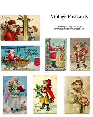 12dayspostcards